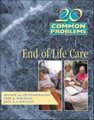 20 Common Problems: End-Of-Life Care 9780070348837
