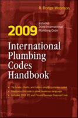 2009 International Plumbing Codes Handbook 9780071606066