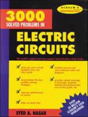 3,000 Solved Problems in Electrical Circuits 9780070459366