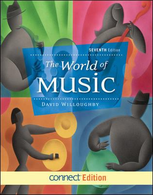 The World of Music 9780077493165