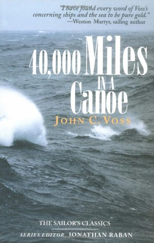 40,000 Miles in a Canoe 9780071414265