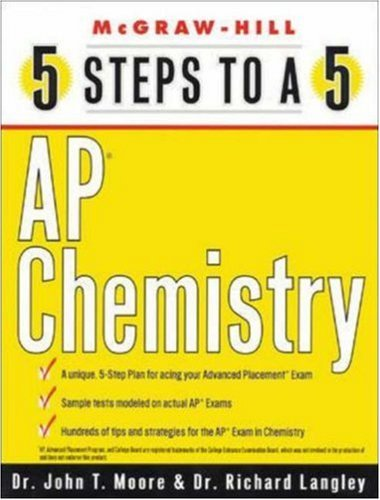 5 Steps to a 5: AP Chemistry 9780071412759