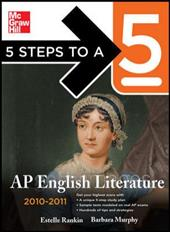 5 Steps to a 5 AP English Literature