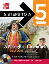 AP English Literature [With CDROM]