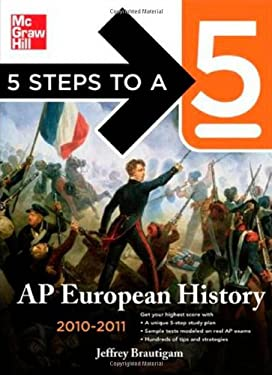 5 Steps to a 5: AP European History 9780071624565