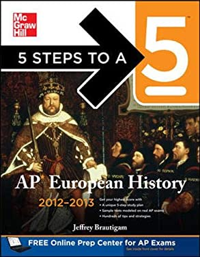 5 Steps to a 5: AP European History 9780071751605