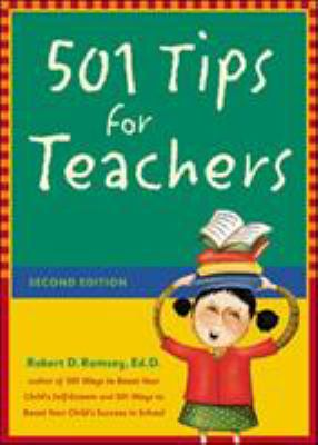 501 Tips for Teachers 9780071409889