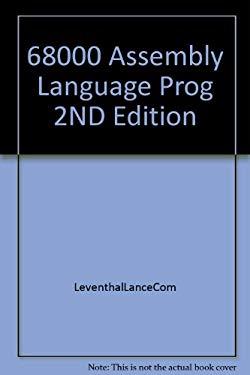 68000 Assembly Language Prog 2ND Edition