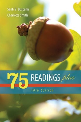 75 Readings Plus - 10th Edition
