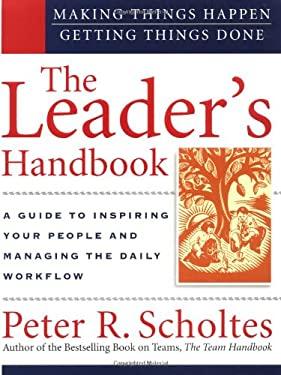 The Leader's Handbook 9780070580282