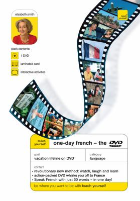 Teach Yourself One-Day French, DVD Edition