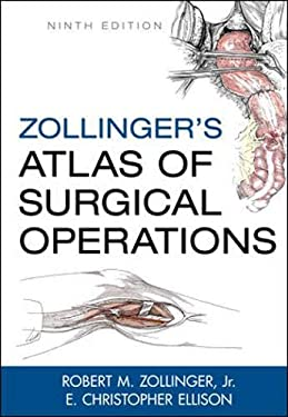Zollinger's Atlas of Surgical Operations, Ninth Edition 9780071602266