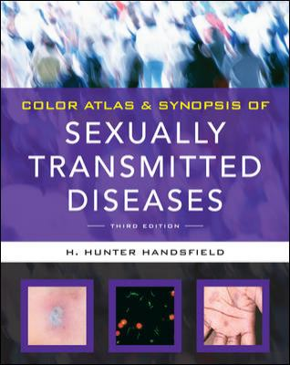 Color Atlas & Synopsis of Sexually Transmitted Diseases 9780071624374