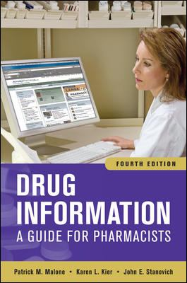 Drug Information: A Guide for Pharmacists 9780071624954
