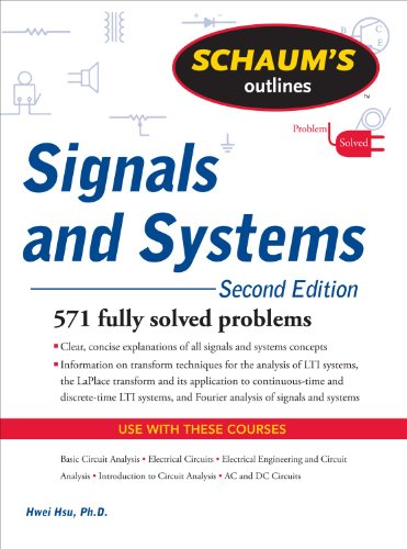 Schaum's Outline Signals and Systems 9780071634724