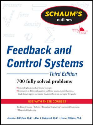 Schaum's Outline of Feedback and Control Systems 9780071635127