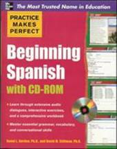 Beginning Spanish [With CDROM]