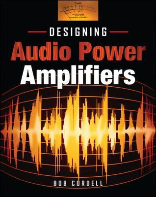 Designing Audio Power Amplifiers 9780071640244