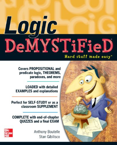 Logic Demystified 9780071701280