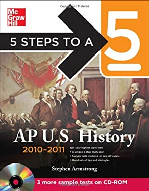 AP U.S. History [With CDROM] 9780071702102