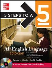 AP English Language [With CDROM]