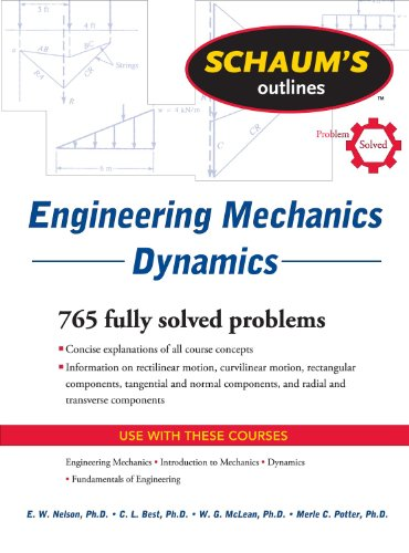Schaum's Outline Engineering Mechanics Dynamics 9780071713603