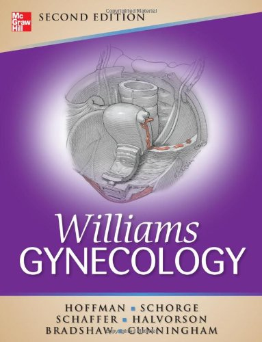 Williams Gynecology, Second Edition