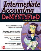 Intermediate Accounting Demystified - Wink, Geri B. / Corradino, Laurie
