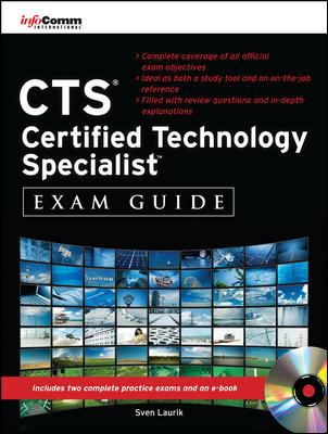 CTS Certified Technology Specialist Exam Guide [With CDROM] 9780071739191