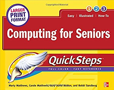 Computing for Seniors QuickSteps 9780071740357