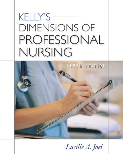 Kelly's Dimensions of Professional Nursing 9780071740999