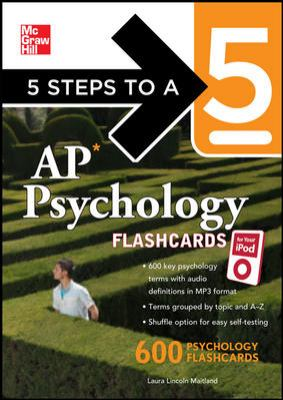 AP Psychology Flashcards for Your iPod