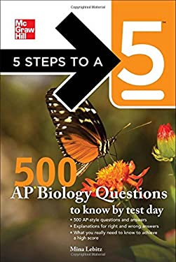500 AP Biology Questions to Know by Test Day 9780071742016
