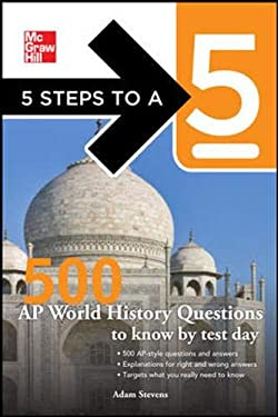 500 AP World History Questions to Know by Test Day 9780071742092