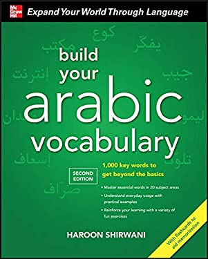Build Your Arabic Vocabulary [With CD (Audio)] 9780071742931