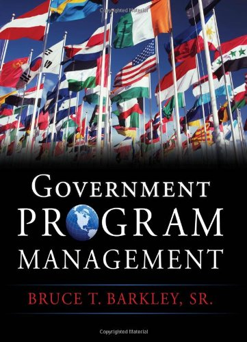 Government Program Management 9780071744485