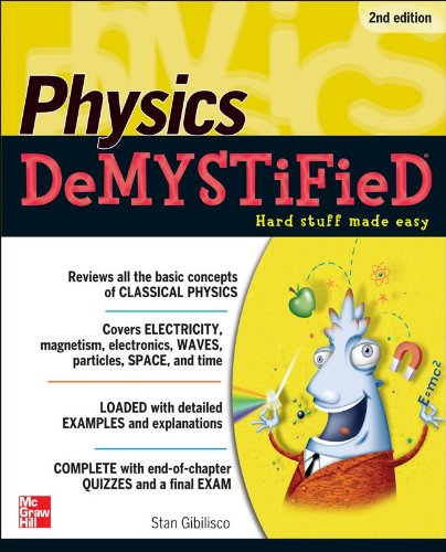 Physics Demystified 9780071744508