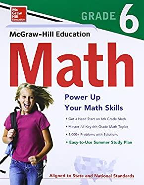 McGraw-Hill's Math, Grade 6 9780071747301