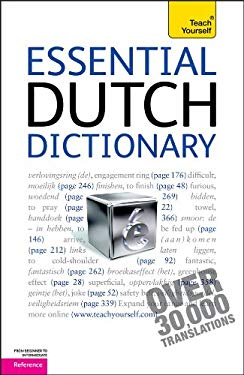 Essential Dutch Dictionary: Dutch-English/English-Dutch Dictionary 9780071747387