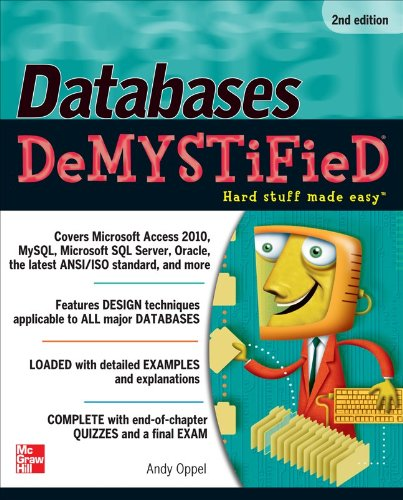 Databases Demystified 9780071747998