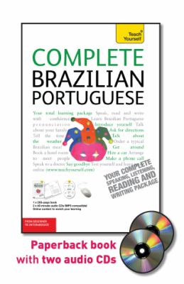 Complete Brazilian Portuguese: From Beginner to Intermediate [With Paperback Book]