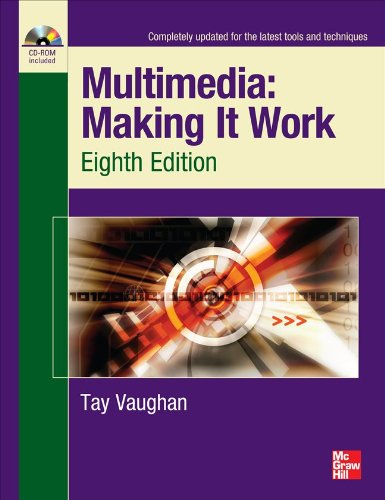 Multimedia: Making It Work [With CDROM] 9780071748469