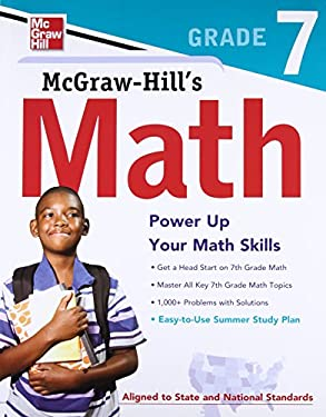 McGraw-Hill's Math, Grade 7 9780071748636