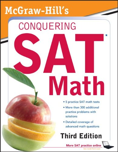 McGraw-Hill's Conquering SAT Math 9780071748926