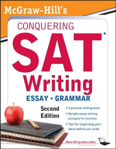 McGraw-Hill's Conquering SAT Writing 9780071749138
