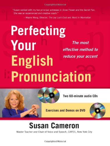 Perfecting Your English Pronunciation with DVD 9780071750172