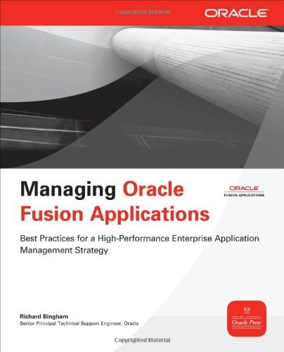 Managing Oracle Fusion Applications 9780071750332