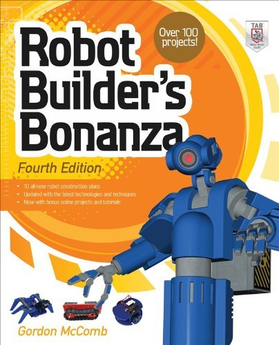 Robot Builder's Bonanza 9780071750363
