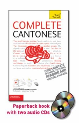 Teach Yourself Complete Cantonese: From Beginner to Intermediate [With Paperback Book] 9780071750592