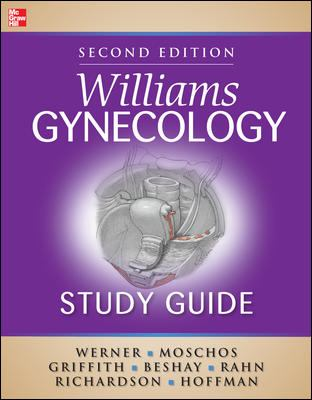Williams Gynecology Study Guide, Second Edition 9780071750912